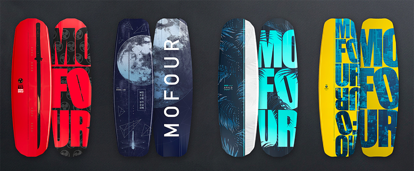 Mofour wakeboards 17/18